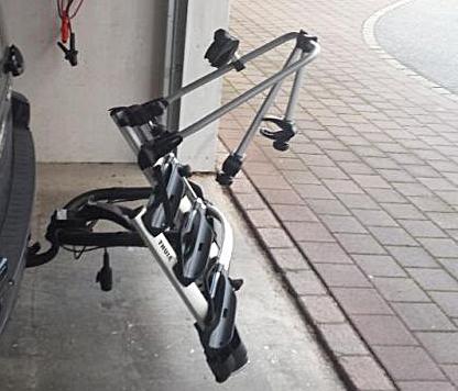 thule euroway g2 922 im test fahrradtr ger. Black Bedroom Furniture Sets. Home Design Ideas